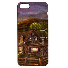 camp Verde   By Ave Hurley Of Artrevu   Apple Iphone 5 Hardshell Case With Stand by ArtRave2