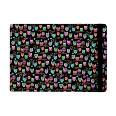 Happy Owls Apple Ipad Mini Flip Case by Ancello