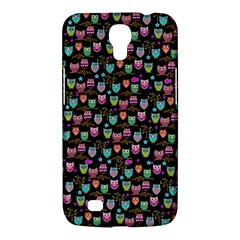 Happy Owls Samsung Galaxy Mega 6 3  I9200 by Ancello