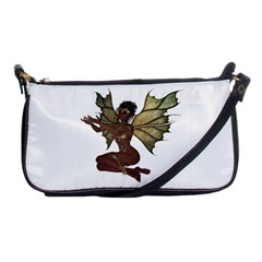 Faerie Nymph Fairy With Outreaching Hands Evening Bag by goldenjackal