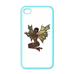 Faerie Nymph Fairy With Outreaching Hands Apple Iphone 4 Case (color)
