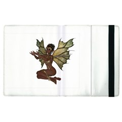 Faerie Nymph Fairy With Outreaching Hands Apple Ipad 3/4 Flip Case by goldenjackal