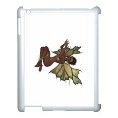 Faerie Nymph Fairy With Outreaching Hands Apple Ipad 3/4 Case (white)