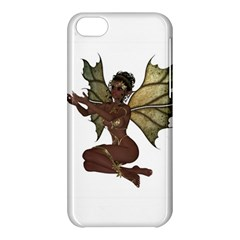 Faerie Nymph Fairy With Outreaching Hands Apple Iphone 5c Hardshell Case by goldenjackal