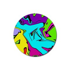 Abstract Drink Coasters 4 Pack (round) by Siebenhuehner