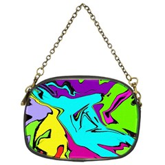 Abstract Chain Purse (one Side) by Siebenhuehner