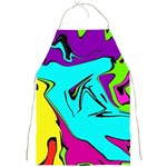 Abstract Apron Front