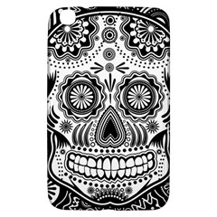 Sugar Skull Samsung Galaxy Tab 3 (8 ) T3100 Hardshell Case  by Ancello