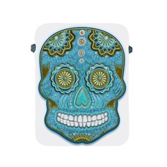 Skull Apple Ipad Protective Sleeve by Ancello
