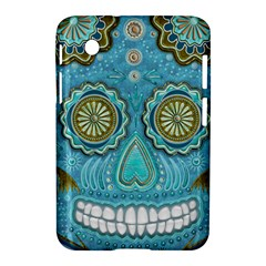 Skull Samsung Galaxy Tab 2 (7 ) P3100 Hardshell Case  by Ancello