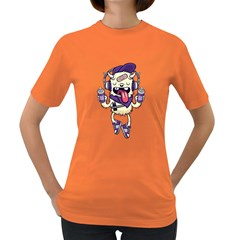 Stylish Monster  Womens' T Shirt (colored)