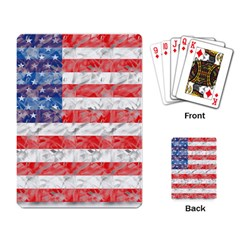 Flag Playing Cards Single Design by uniquedesignsbycassie