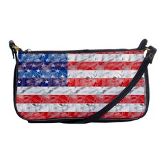 Flag Evening Bag by uniquedesignsbycassie
