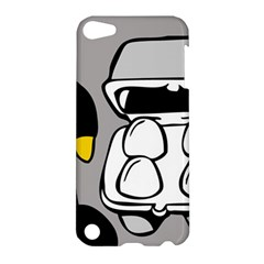 Egg Box Linux Apple Ipod Touch 5 Hardshell Case by youshidesign