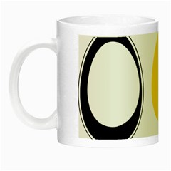 Linux Tux Penguin In The Egg Glow In The Dark Mug by youshidesign