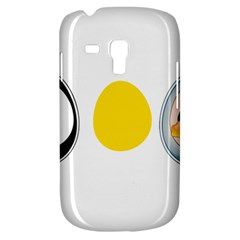Linux Tux Penguin In The Egg Samsung Galaxy S3 Mini I8190 Hardshell Case by youshidesign