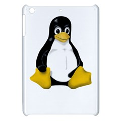 Linux Tux Contra Sit Apple Ipad Mini Hardshell Case by youshidesign