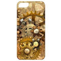 Steampunk Apple Iphone 5 Classic Hardshell Case by Ancello
