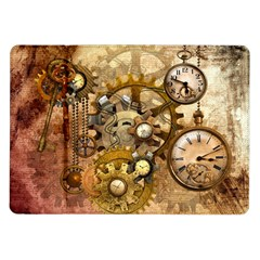 Steampunk Samsung Galaxy Tab 10 1  P7500 Flip Case by Ancello