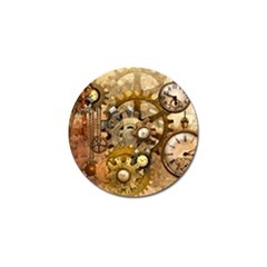 Steampunk Golf Ball Marker 10 Pack by Ancello