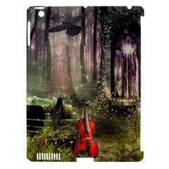 Last Song Apple Ipad 3/4 Hardshell Case (compatible With Smart Cover) by Ancello