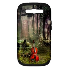 Last Song Samsung Galaxy S Iii Hardshell Case (pc+silicone) by Ancello