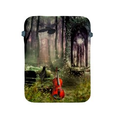Last Song Apple Ipad Protective Sleeve by Ancello