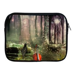 Last Song Apple Ipad Zippered Sleeve