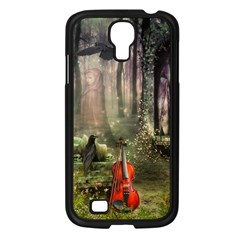 Last Song Samsung Galaxy S4 I9500/ I9505 Case (black) by Ancello