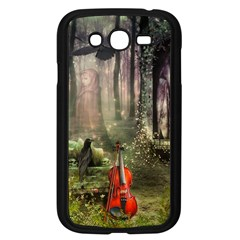 Last Song Samsung Galaxy Grand Duos I9082 Case (black) by Ancello