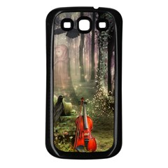 Last Song Samsung Galaxy S3 Back Case (black) by Ancello