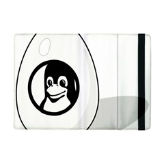 Liux Tux Egg Brand Apple Ipad Mini Flip Case by youshidesign