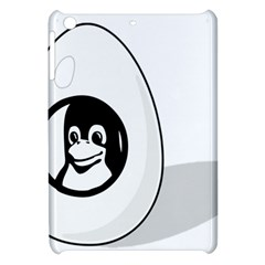 Liux Tux Egg Brand Apple Ipad Mini Hardshell Case by youshidesign
