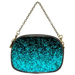 Glitter Dust 1 Chain Purse (one Side) by MedusArt