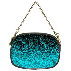Glitter Dust 1 Chain Purse (two Sided)  by MedusArt