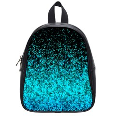 Glitter Dust 1 School Bag (small) by MedusArt