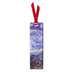 Vincent Van Gogh Starry Night Small Bookmark by fineartgallery