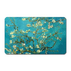 Vincent Van Gogh Blossoming Almond Tree Magnet (rectangular)