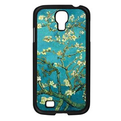 Vincent Van Gogh Blossoming Almond Tree Samsung Galaxy S4 I9500/ I9505 Case (black) by MasterpiecesOfArt