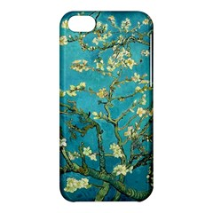 Vincent Van Gogh Blossoming Almond Tree Apple Iphone 5c Hardshell Case by MasterpiecesOfArt