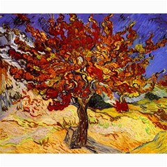 Vincent Van Gogh Mulberry Tree Canvas 20  X 24  (unframed) by MasterpiecesOfArt