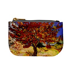 Vincent Van Gogh Mulberry Tree Coin Change Purse