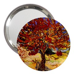 Vincent Van Gogh Mulberry Tree 3  Handbag Mirror