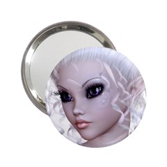 Fairy Elfin Elf Nymph Faerie Handbag Mirror (2 25 ) by goldenjackal