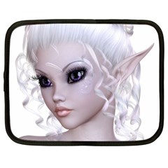 Fairy Elfin Elf Nymph Faerie Netbook Sleeve (large)
