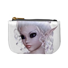 Fairy Elfin Elf Nymph Faerie Coin Change Purse