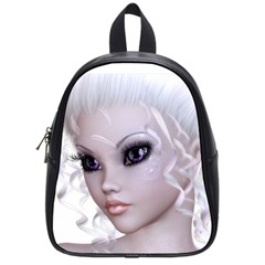 Fairy Elfin Elf Nymph Faerie School Bag (small) by goldenjackal