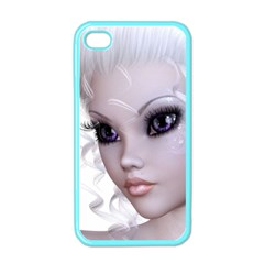 Faerie Nymph Fairy Apple Iphone 4 Case (color)