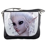 Fairy Elfin Elf Nymph Faerie Messenger Bag Front