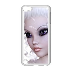 Faerie Nymph Fairy Apple Ipod Touch 5 Case (white) by goldenjackal